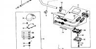 HANDLEBAR (JS550-A6)