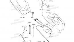 CONTROL для гидроцикла KAWASAKI JET SKI ULTRA 310X (JT1500LHF) 2017 г.