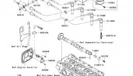 IGNITION SYSTEM для гидроцикла KAWASAKI JET SKI STX-15F (JT1500ADF)2013 г.