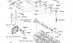 IGNITION SYSTEM для гидроцикла KAWASAKI JET SKI STX (JT1500DAF) 2010 г.