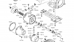 Jet Pump для гидроцикла KAWASAKI JET SKI ULTRA LX (JT1500KCF) 2012 г.